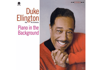 Duke Ellington - Piano In The Background - (Vinyl)