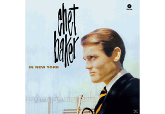Chet Baker - In New York (Vinyl LP (nagylemez))