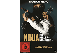 NINJA 1 - DIE KILLERMASCHINE [DVD]