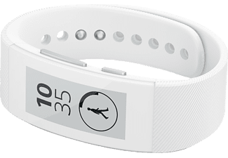 SONY  SWR 30 Smart Band Talk Smart Band, Weiß