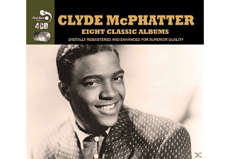 Clyde McPhatter - 8 Classic Albums - (CD)