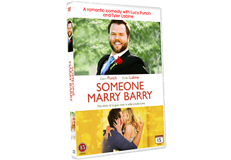 Someone Marry Barry DVD