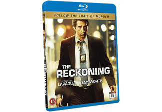 The Reckoning Thriller Blu-ray