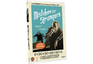 Mistaken for Strangers Dokumentär DVD