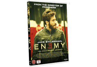 Enemy Thriller DVD