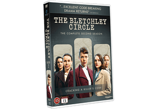 The Bletchley Circle Thriller DVD