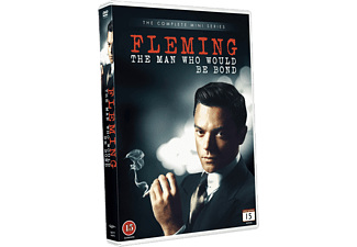 Fleming - The Man Who Would Be Bond Thriller DVD