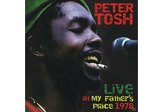 Peter Tosh - Live At My Father's Place - (CD)