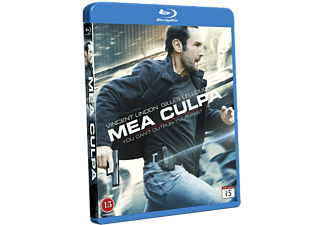 Mea Culpa Action Blu-ray