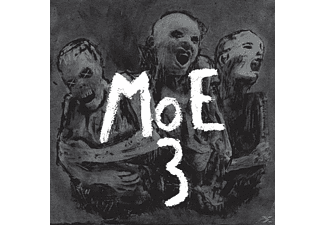Moe - 3 - (LP + Bonus-CD)