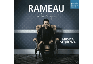 Musica Sequenza - Rameau À La Turque - (CD)
