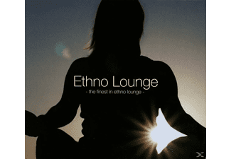 VARIOUS - Ethno Lounge-The Finest In Ethno Lounge - (CD)