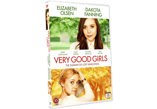 Very Good Girls Drama DVD