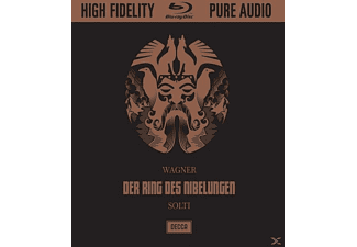 Wiener Philharmoniker - Der Ring Des Nibelungen (Blu-Ray Audio) - (Blu-ray Audio)
