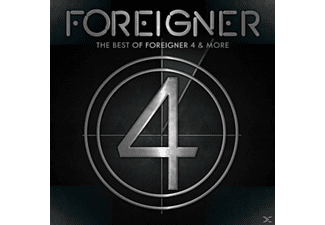 Foreigner - The Best Of 4 And More - (CD)