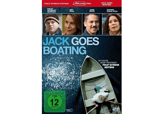JACK GOES BOATING - (DVD)