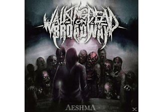 Walking Dead On Broadway - Aeshma - (CD)