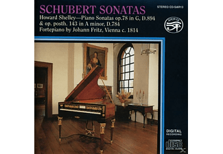 Shelley Howard - Piano Sonatas - (CD)
