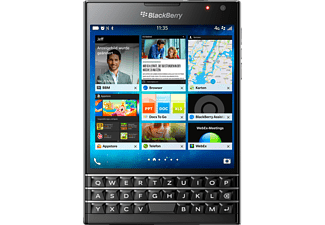 BLACKBERRY Passport 32 GB Schwarz