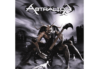 Astralion - Astralion - (CD)