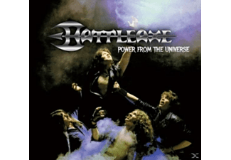 Battleaxe - Power From The Universe - (CD)