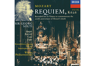 Sir Georg Solti, Georg/wp Solti - Requiem Kv 626 [CD]
