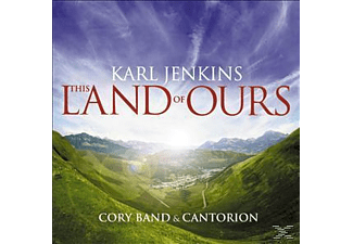 Karl Jenkins - This Land Of Ours [CD]