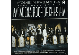 The Pasadena Roof Orchestra - Home In Pasadena: The Very Best Of The [CD]
