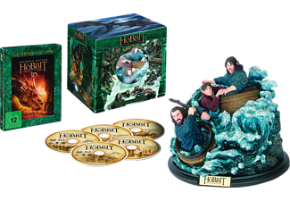 Der Hobbit: Smaugs Einöde (Extended Collection Edition) [3D Blu-ray (+2D)]
