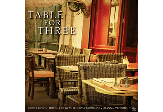 John Ericson - Table For Three - (CD)