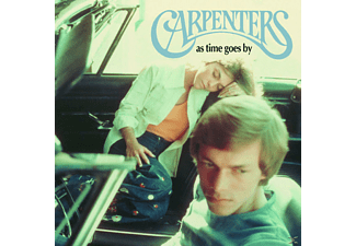 Carpenters - As Time Goes By - (CD)