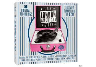 VARIOUS - The London American Story 1960 - (CD)