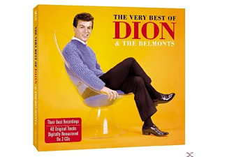 The Belmonts, Dion - The Very Best Of Dion & The Belmonts - (CD)