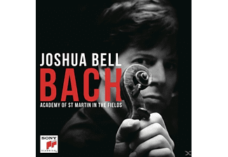 Academy Of St Martin-in-the-fie, Joshua Bell - Bach - (CD)