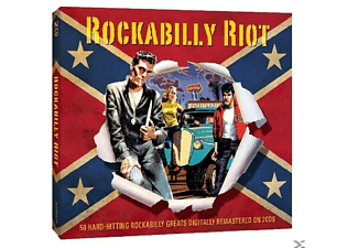 VARIOUS - Rockabilly Riot - (CD)