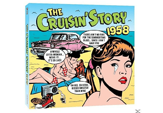VARIOUS - The Cruisin' Story 1958 - (CD)