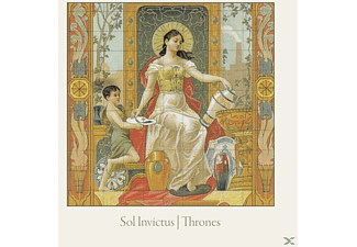 Sol Invictus - Thrones (Re-release+bonus) - (CD)