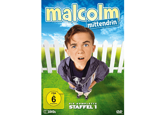 Malcolm in the Middle - Komplette 1. Staffel - (DVD)