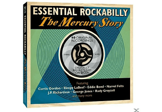 VARIOUS - Essential Rockabilly - The Mercury Story - (CD)
