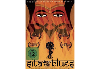 SITA SINGS THE BLUES (OMU/NEUAUFLAGE) - (DVD)