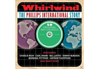 VARIOUS - Whirlwind-Phillips International Story - (CD)