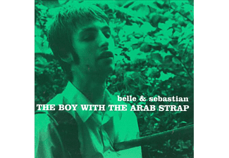 Belle and Sebastian - The Boy with the Arab Strap (CD)
