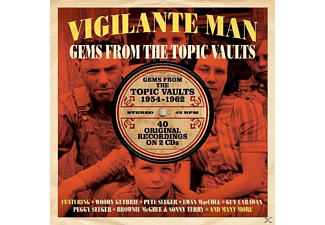 VARIOUS - Vigilante Man-Gems From The Topic Vaults 1954-62 - (CD)