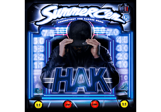 Summer Cem - HAK [CD + DVD Video]