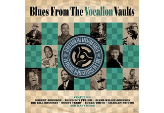 VARIOUS - Blues From Vocalion Vault - (CD)