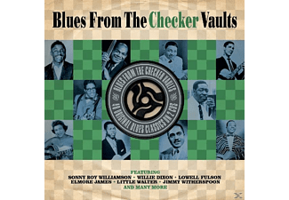 VARIOUS - Blues From Checker Vaults - (CD)