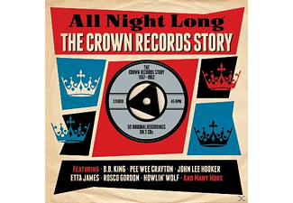 Various Artists - All Night Long - All Night Long-Crown - (CD)
