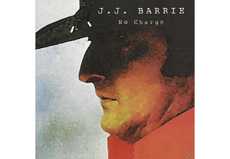 J.J. Barrie - No Charge - (CD)