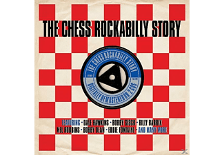 VARIOUS - Chess Rockabilly Story - (CD)