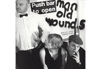 Belle and Sebastian - Push Barman to Open Old Wounds (CD)